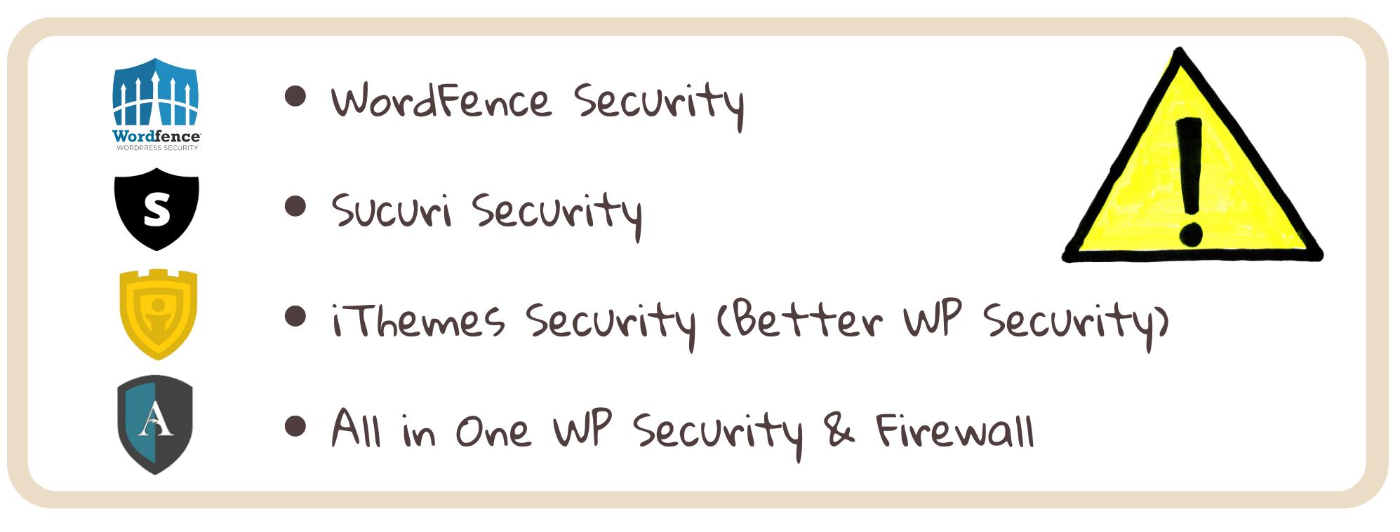 WordPress pluginy - bezpečnost