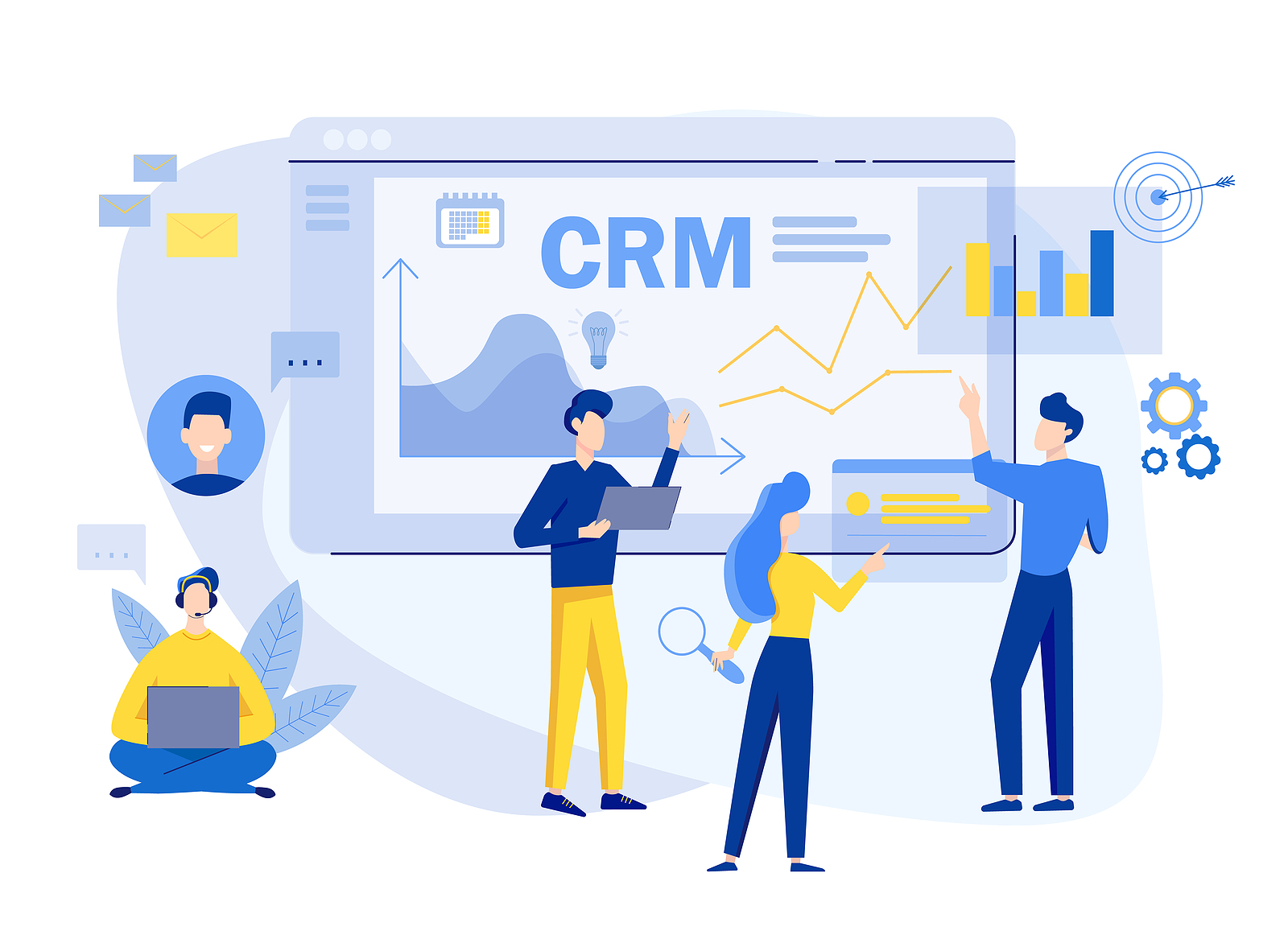 WordPress CRM pluginy